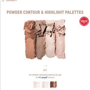 Other - KKW Light Powder Contour & Highlight Palette